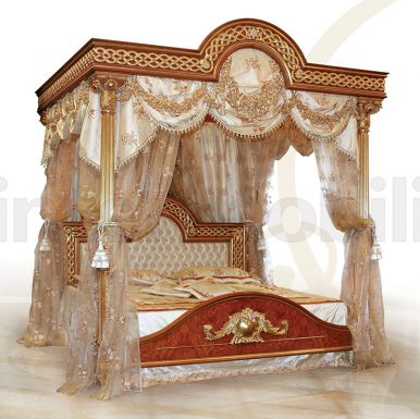 Four poster bed  Etsy UK